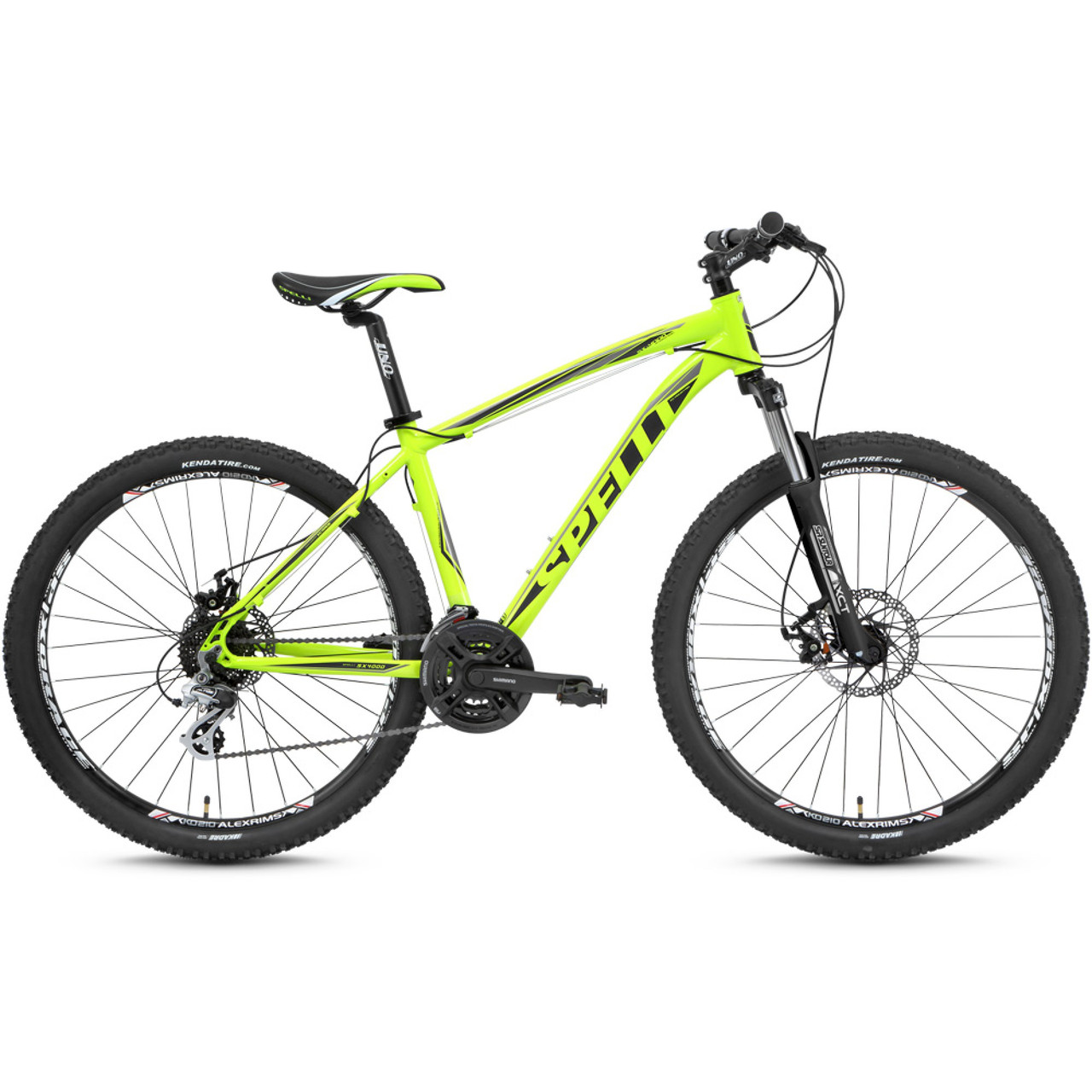 Велосипед Spelli SX-4000 Disk 26