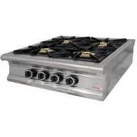 Плита промышленная М015-6N Pimak (с газовым контроллером)