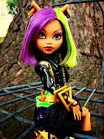 Кукла Монстер Хай из серии Новый Скарместр - Клодин Вульф Monster High New Scaremester Clawdeen Wolf Fashion