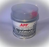 Шпатлевка APP FLEX(для пластмасы) Poly-Plast 0,6кг