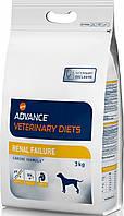Корм для собак при проблемах с почками Advance Veterinary Diets Renal Failure