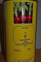 Семена редиса Диего F1, Hazera (Израиль), банка 25 000 калибровка семян