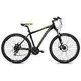 Гірський велосипед Spelli SX-5000 Disk 26, фото 3