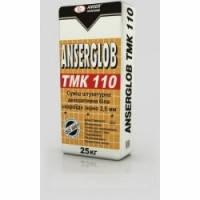 Штукатурка декоративная Ancerglob TMK-110 «Короед» белая 3,5мм 25кг