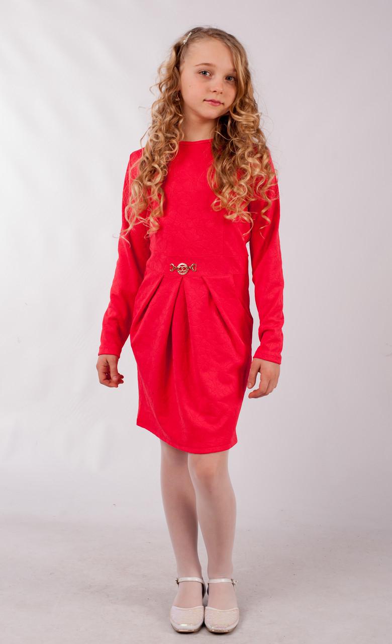 Платье футляр на девочку подростка