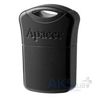 Флешка Apacer USB флеш накопитель Apacer 16GB AH116 Black USB 2.0 (AP16GAH116B-1)