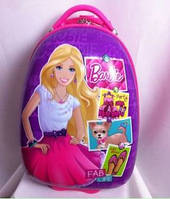 """Детский чемодан Barbie 16"""" на колесах"""