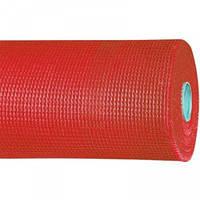 Сетка фасадная BudMonster LOGO (5*5 мм) 125г/м2  Красная