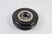 Комплектное сцепление компрессора DENSO BMW E90/E60 4PK/100 mm