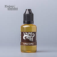 Toffee Coffee - 0мг/мл [Vape Wild (USA), MAX VG, 30 мл]
