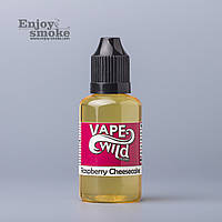 Raspberry Cheesecake - 3 мг/мл [Vape Wild (USA), MAX VG, 30 мл]
