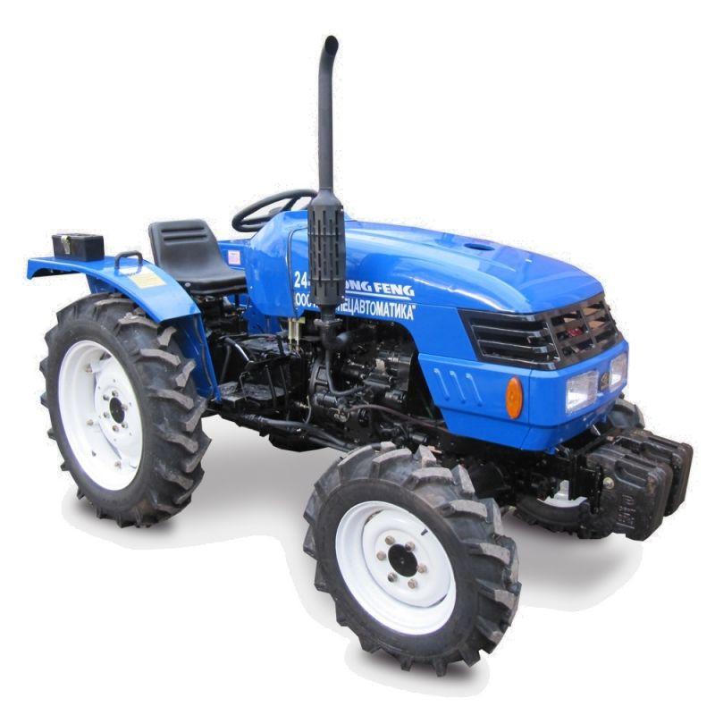 Мини-трактор DongFeng 244D - Интернет — магазин Мотоблоков , Тракторов , Бензо-Электро-Инструмента«Мотоднепр» в Днепре