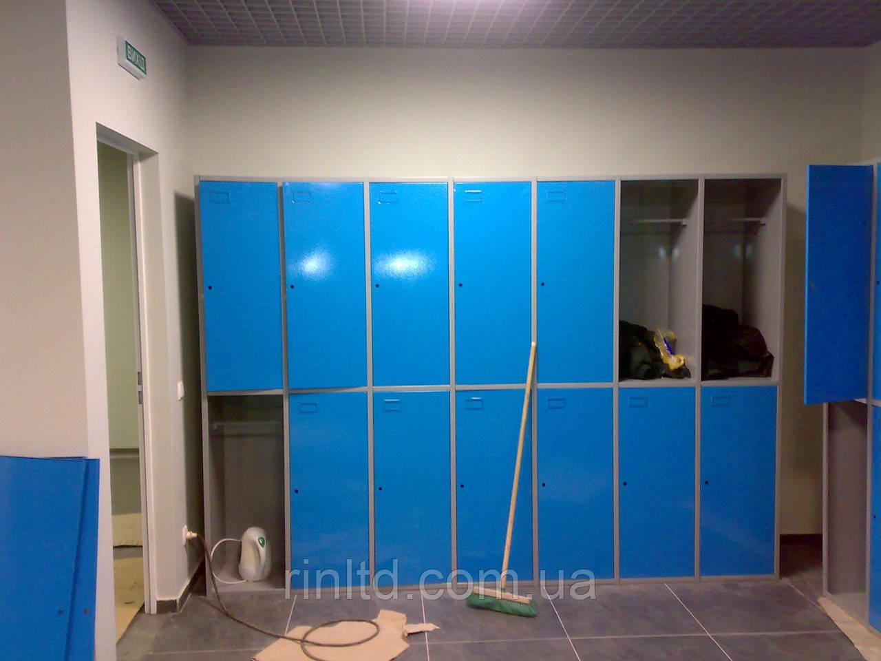 Шкафы металлические – производство