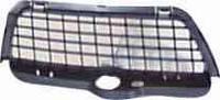 Решетка в бампере правая (под бампер тип Golf) Фольксваген Гольф 3 / Golf 3 (91-97)