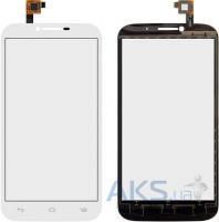 Сенсор (тачскрин) для Alcatel One Touch C9 Bluish 7047 White