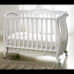 Кроватка-софа Baby Italia Andrea Lux Glitter