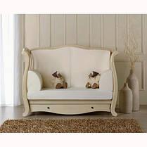 Кроватка-софа Baby Italia Andrea Lux Glitter, фото 3