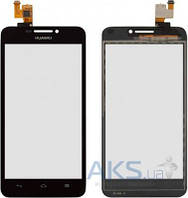 Сенсор для телефона Huawei Ascend G630-U10 Black