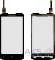 Сенсор (тачскрин) для Lenovo A820T Original Black