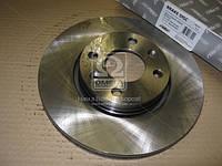 Диск тормозной (RD.3325.DF4364) DACIA LOGAN 07-/NISSAN MICRA 03- передн. (RIDER)
