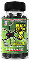 Жиросжигатель Cloma Pharma Black Spider, 100 caps