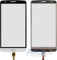 Сенсор (тачскрин) для LG G3 Stylus D690 Original White