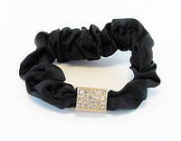 Резинка для волос с украшением шелк-Ø 5,0 см.