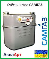 Газовый счётчик САМГАЗ 10 2Р