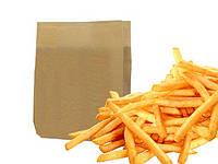 Бумажная упаковка, пакеты под картошку фри