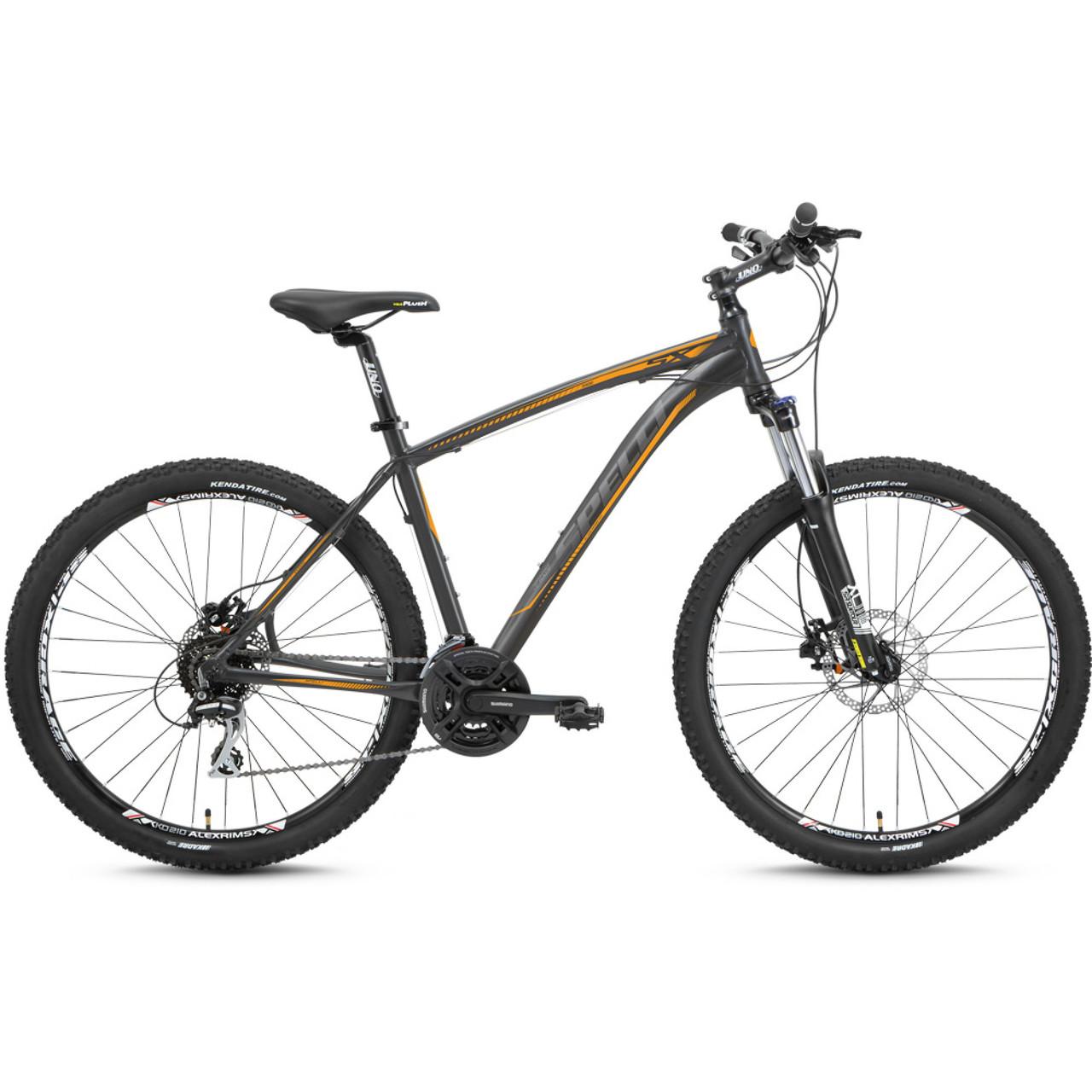 Горный велосипед Spelli SX-5500 Disk 26 гидравлика