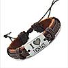 Браслеты кожаные I Love Jesus (Я люблю Иисуса).
