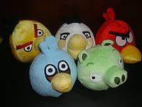 Игрушки мягкие  Angry Birds ( 18см)