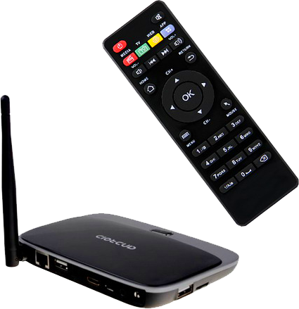 Android TV Box CS918 (Kingnovel K-R42-1, MK888B, T-R42) - Интернет-магазин «Extreme-Market» в Днепре