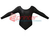 Купальник для художественной гимнастики.ХL (38-40) 2014 (черный)