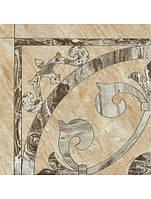 Декор из керамогранита Colorker ANG. ROSETON CREMA PARADOR 58,5x58,5 см