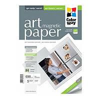 Фотобумага ColorWay матовый (Формат: A4 (210x297 mm), Плотность 190 г / м2 Количество в упаковке: 20 листов) (