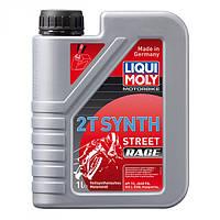 Масло для 2-тактных двигателей Motorbike 2T Synth Street Race 1 л.