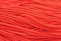 Шнур акрил 6мм.(100м) оранжевый