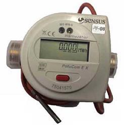 Счетчик тепла PolluCom EX 15 - 0,6 (компл.) Ду 15мм