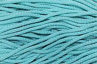 Шнур акрил 6мм.(100м) голубой , фото 1