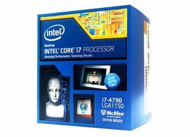 """Процессор Intel Core i7-4790 3.6 GHz S.1150 BOX """"Over-Stock"""""""