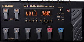 Аксессуары к музыкальным инструментам BOSS GT-100