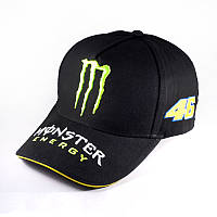 Бейсболка Monster Energy