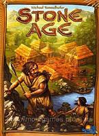 Настольная игра Stone age. 100000 лет до нашей эры