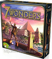 Настольная игра 7 Чудес Света. 7 Wonders