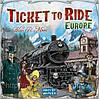 Настольная игра Билет На Поезд: Европа. Ticket to Ride: Europe (русс)