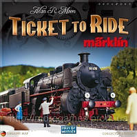 Настольная игра Билет На Поезд: Издание «Марклинг». Ticket to Ride: Marklin Edition