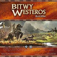 Настольная игра Битвы Вестероса. Battles of Westeros (англ)