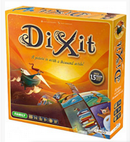Настольная игра Диксит. Dixit