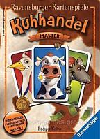Настольная игра Закулисный Торг Мастер. Kuhhandel master